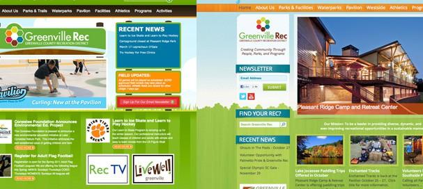Greenville-Rec-District-Website-Launch